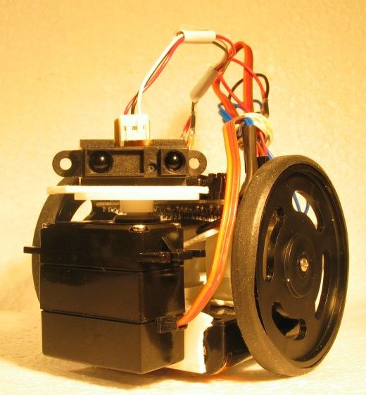 Build Your Own Robot in 2 Hours or Less