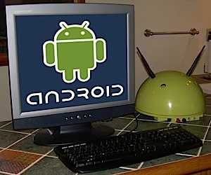 Google Android Pc for Sale on Ebay [Casemod]