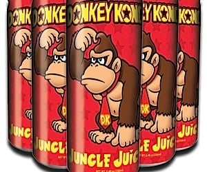 Donkey Kong Jungle Juice Doesn't Taste Like Bananas