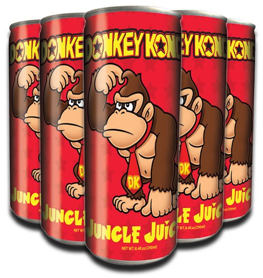 Jungle Juice Drink Nintendo