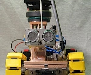 Robot Drummer has Plenty of Rhythm