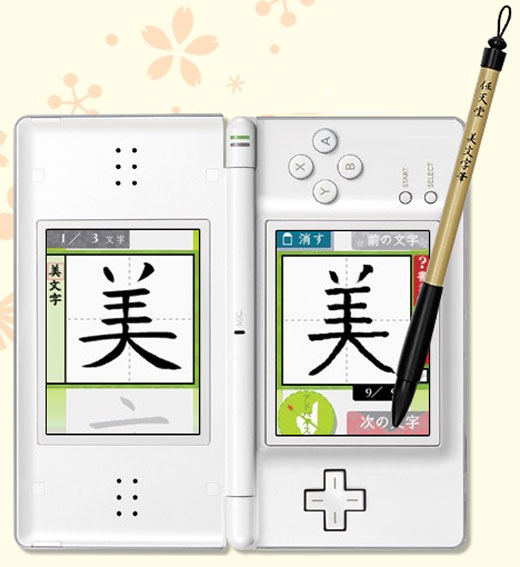 Nintendo DS Bimoji Training