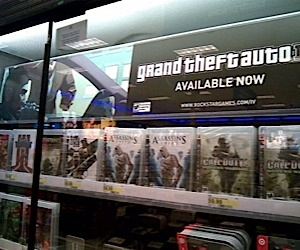Gta Iv Available Now at Target (Not)