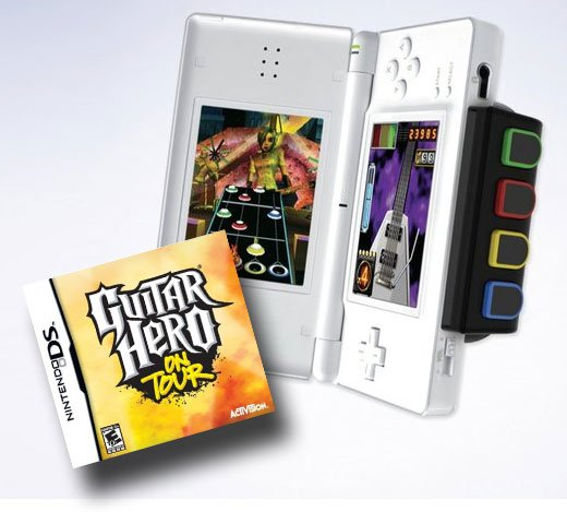 Guitar Hero Nintendo Ds Price and Release Date Confirmed