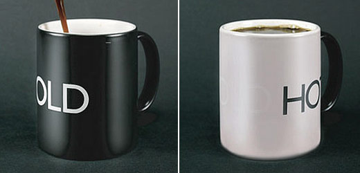 Automatic Hot Cold Mug from Charles & Marie