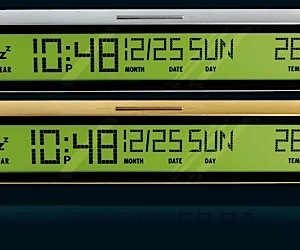 Lexon Jet Clocks Tell Time With a Modern Flair