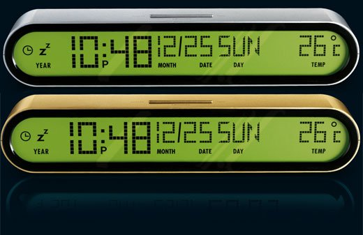 LEXON Jet Wall Clock