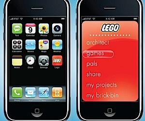 IPhone LEGO-Touch: Millions of Bricks in Your Pocket