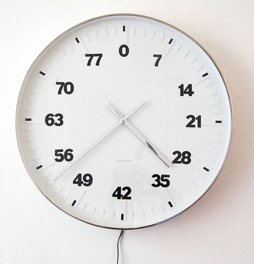 Life Clock by Bertrand Planes