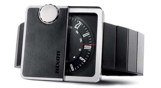 Nixon Murf Watch Offers Retro-Modern Style