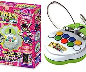 Pop 'n Music be-Mouse: Weird Name, Odd Controller
