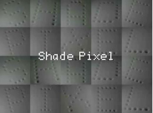 Shade Pixel Deformable Skin Display