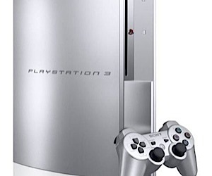 Silver PS3 Available for Order