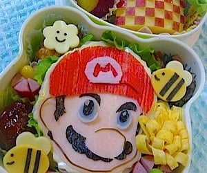 Super Mario Bento Boxes Make Mouths Happy