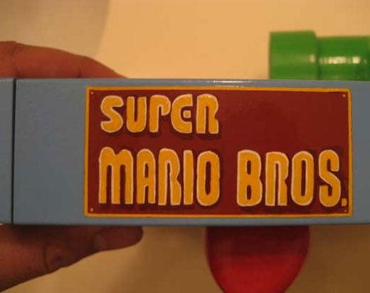 Super Mario Wii Casemod by BeerBellyJoe