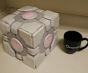 Weighted Companion Cube Cake is Not a Lie