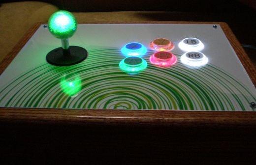 xbox 360 custom arcade