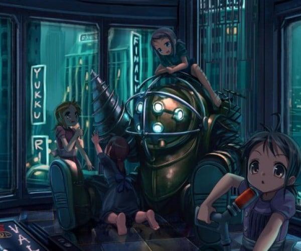 Bioshock Gets the Anime Treatment
