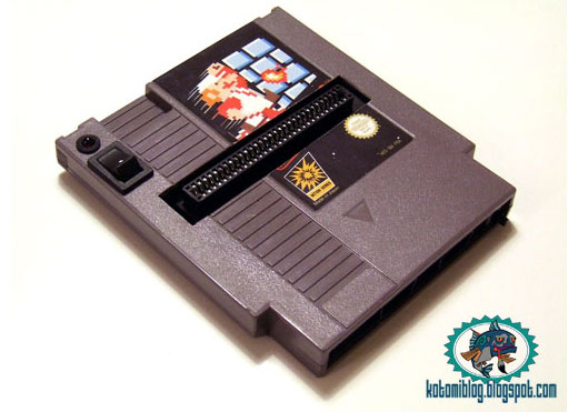 fami cart nes on cartridge