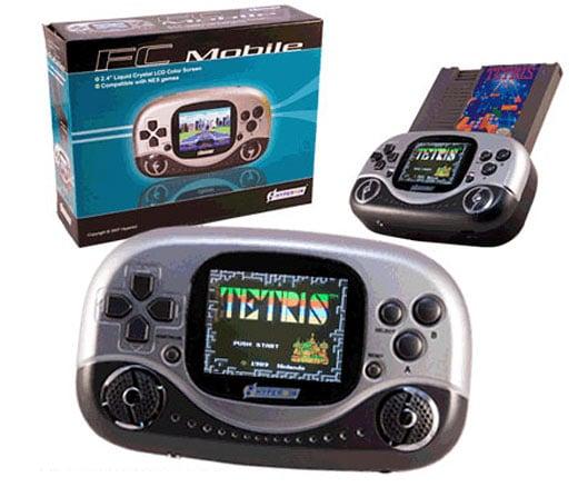 FC Mobile Nintendo NES Portable