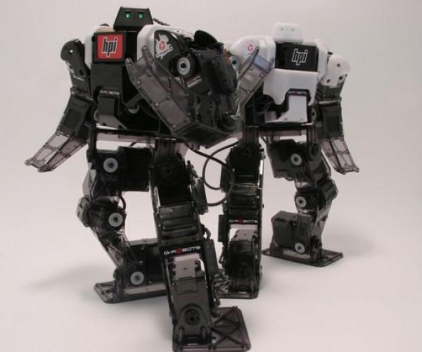 G-Robots Invade North America