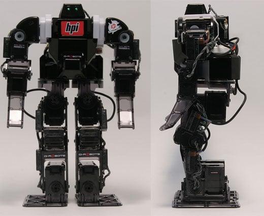 HPI G-Robot GR-001 Detail