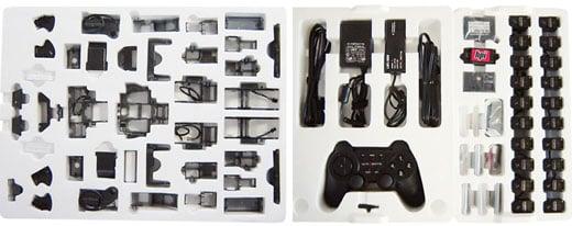 HPI G-Robot GR-001 Parts