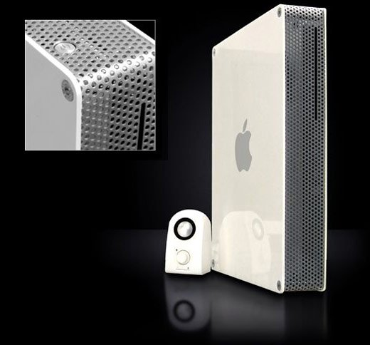 Apple PowerBook Desktop Casemod
