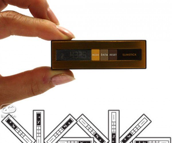 Seiko Slimstick Tracks Your Every Move