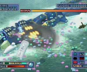 Space Invaders Get Even on Nintendo Wii