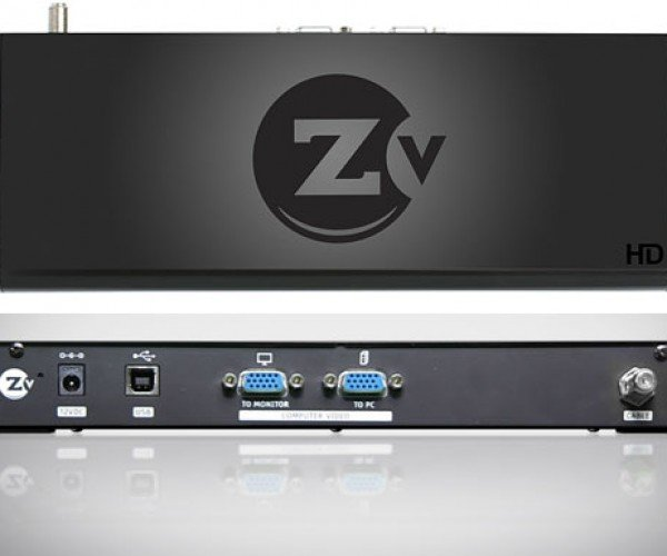 Zvbox: Puts Your Pc on All Your Hdtvs