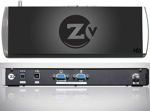 ZvBox PC to HDTV Localcast Box