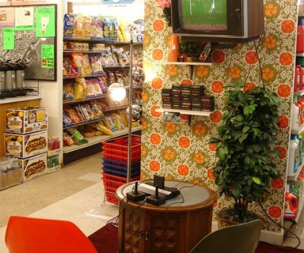 Grocery Store Lets You Play Atari While You Shop