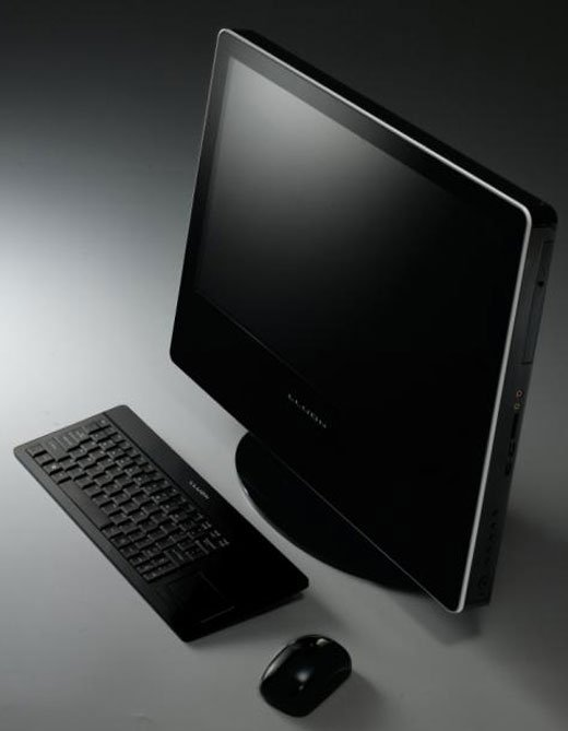 Averatec All-in-One 2nd Gen PC