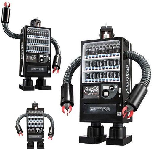 Coke Zero Robot