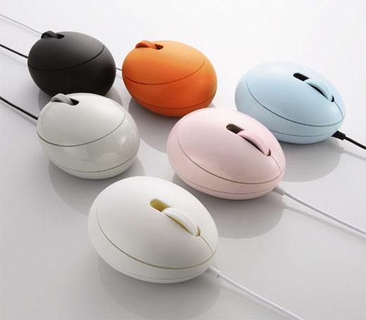 Elecom Egg Mouse