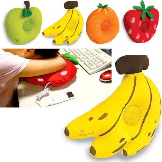 fruit pillow speakers