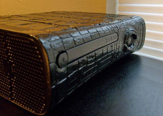 Gator Xbox 360 Console Casemod