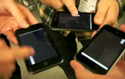 iPong iPhone Pong