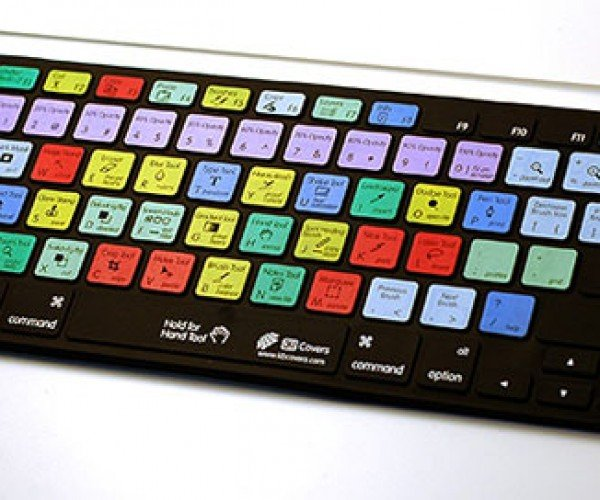Performance-Enhancing Keyboard Skins for Your Mac