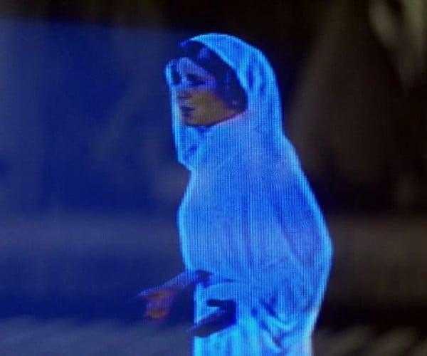 Cisco Unveils Star Wars-Esque Hologram Communication
