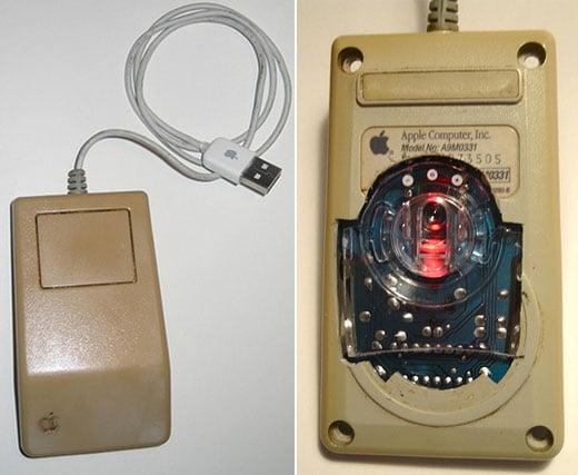 Mac Mouse USB from ADB Mod