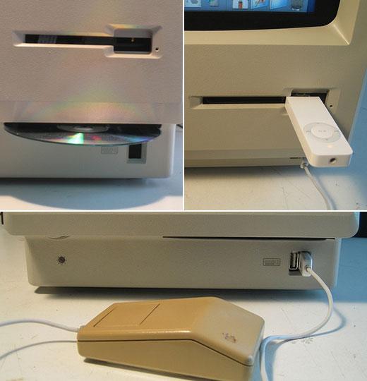 Mac Plus G4 Mod