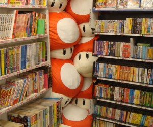 Photo Du Jour: Hidden Mario Mushrooms