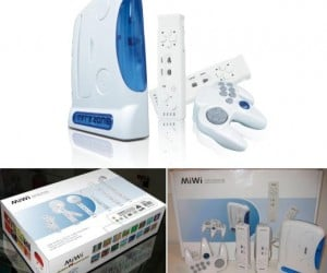 Miwi Game Console is Nothing Like a Wii, Really.