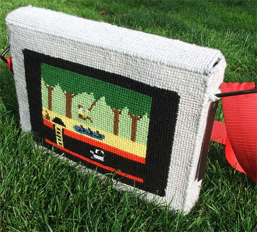 Pitfall Laptop Bag