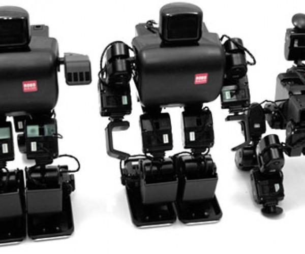Robobuilder: Build Multiple Robots With One Kit