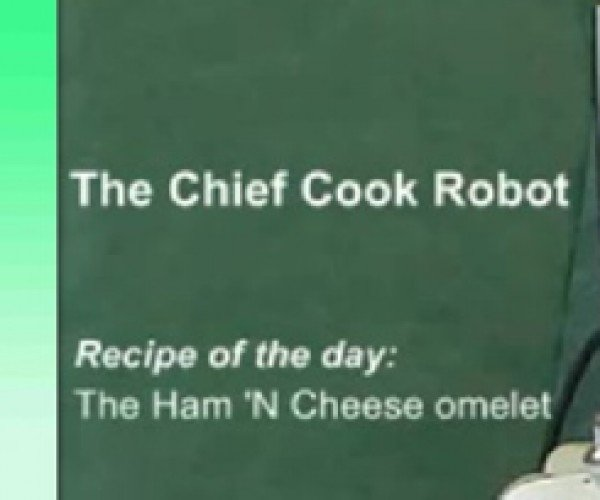 Humanoid Robot Learns to Make an Omelet