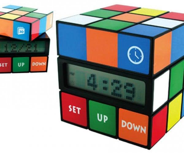 Rubik'S Cube Clock is Unsolveable