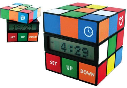 Rubik\'s Cube Clock
